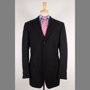 Battistoni 42L Brown Sport Coat B810